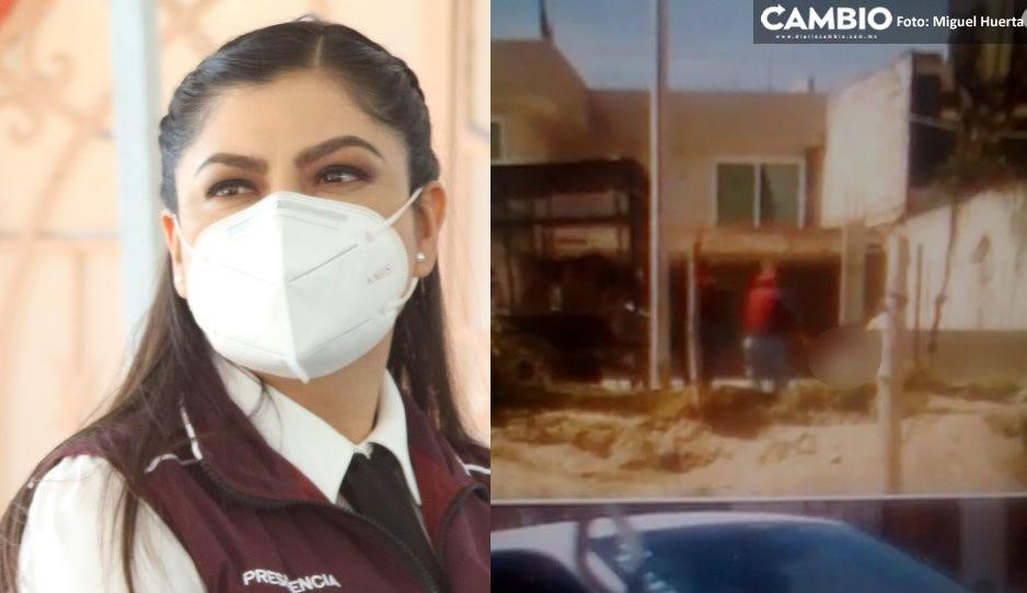 Claudia encubrió a desalmados de Protección Animal que maltrataron a perritos en la Guadalupe (VIDEO)