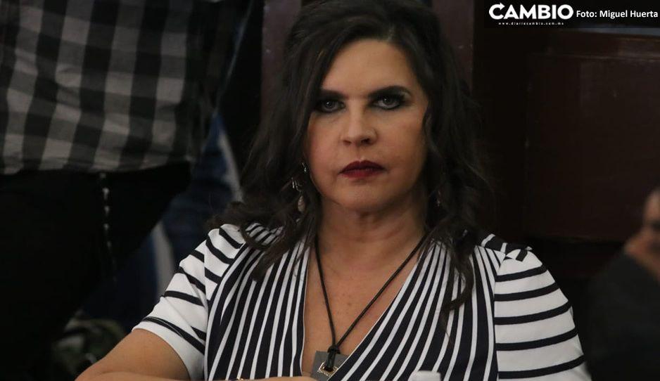 Norma Layon espera resolutivos del TEPJF para que continúe como alcaldesa de Texmelucan