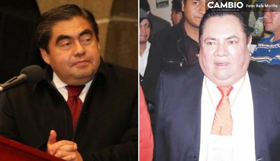 Ojalá y no postulen a Noé Peñaloza en Texmelucan, dice Barbosa