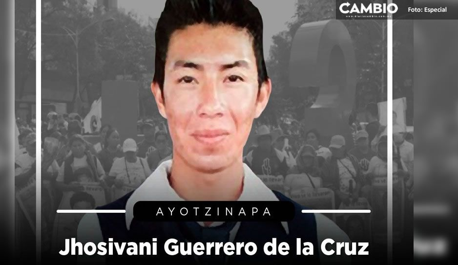 Identifican restos de otro estudiante de Ayotzinapa; confirma laboratorio Innsbruck