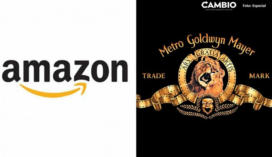 ¡Amazon se expande! Compra estudios MGM por 8,450 millones de dólares