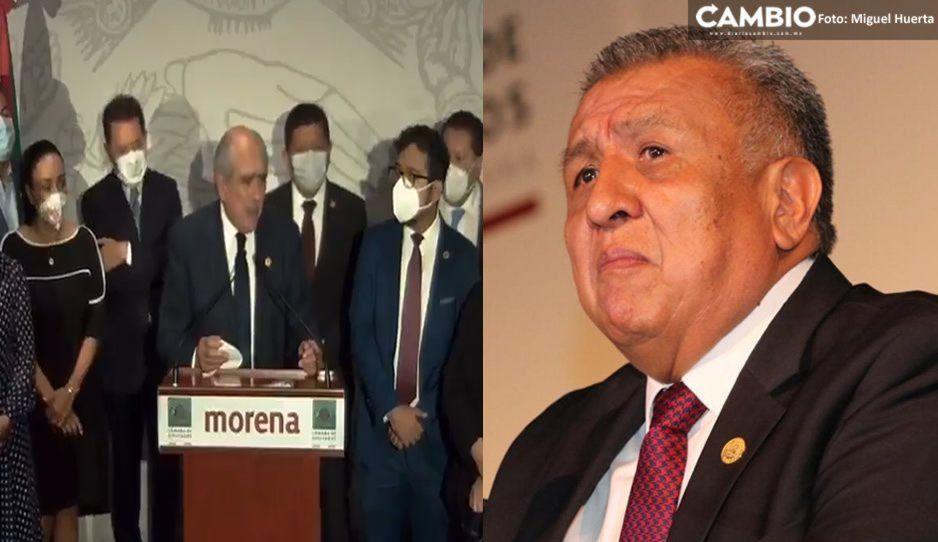 Notifica Cámara de Diputados a Saúl Huerta inicio de proceso de desafuero (VIDEO)