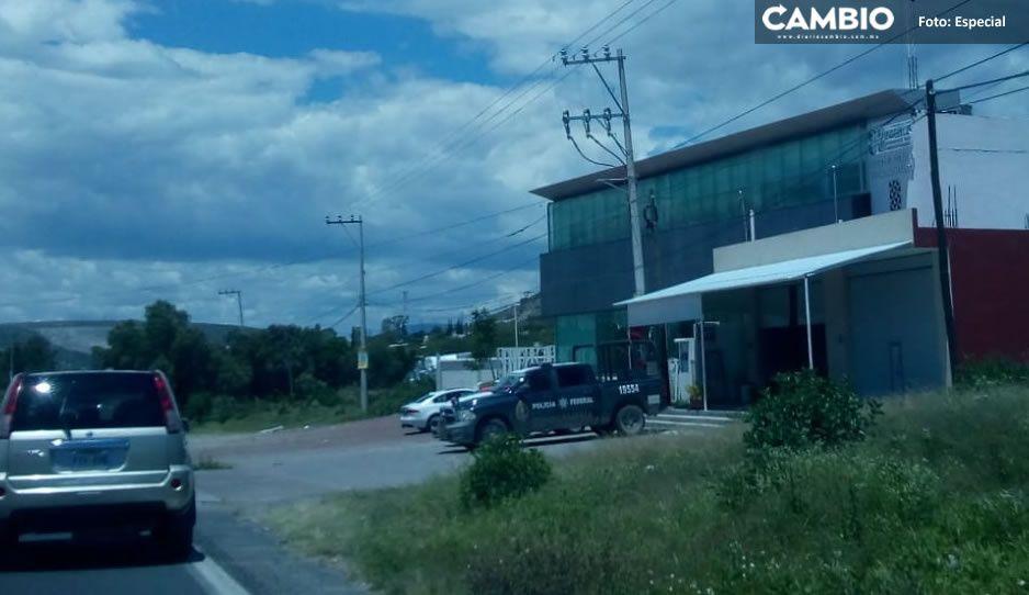 Policía Estatal recupera tractocamión con sueros robados en Tecamachalco