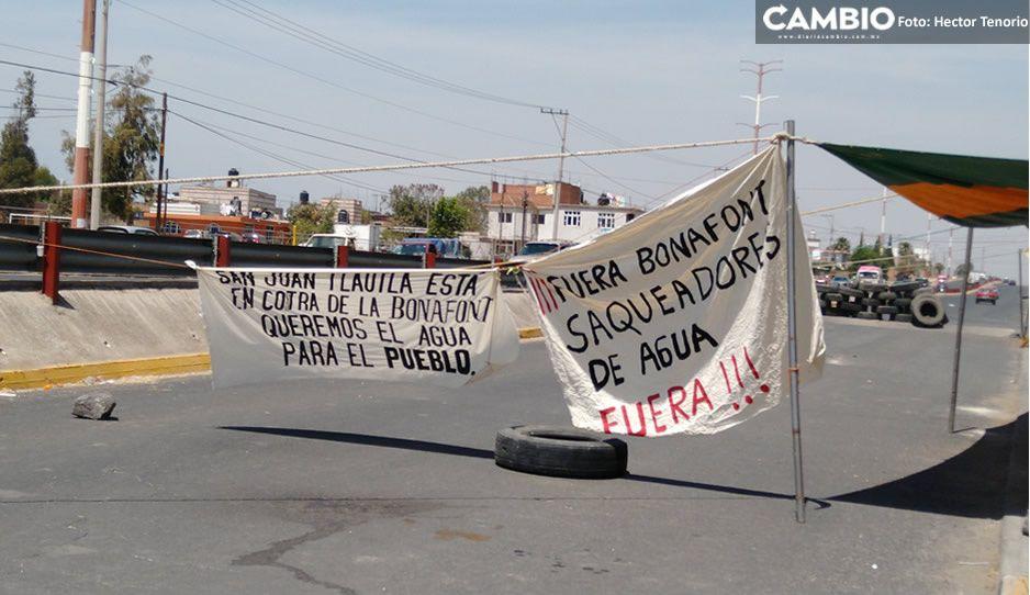 Tras 5 meses de bloqueo, reabrirán la federal México-Puebla a la altura de Bonafont