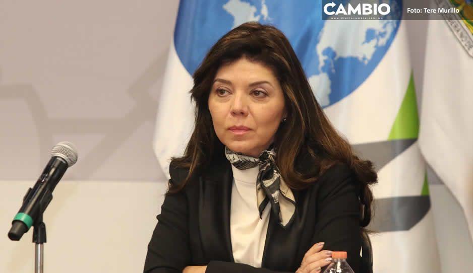 Sale Rosa Urtuzuástegui del gabinete de Barbosa: dicen que sólo es baja temporal por asuntos personales (VIDEO)