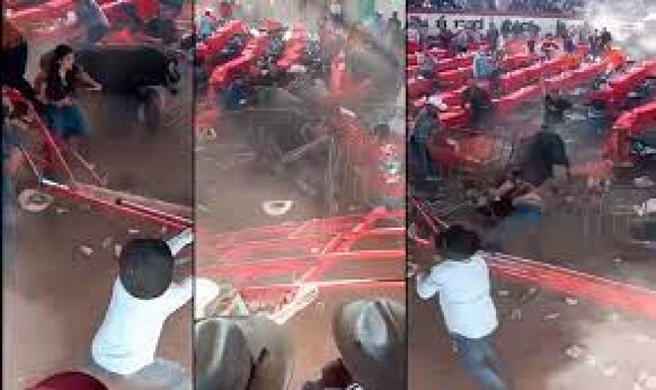 Jaripeo extremo: toro se lanzó con todo a las embestidas y dejó 10 lesionados (VIDEO)