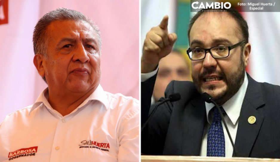 Atoran periodo extraordinario para discutir desafuero de Saúl Huerta y Mauricio Toledo