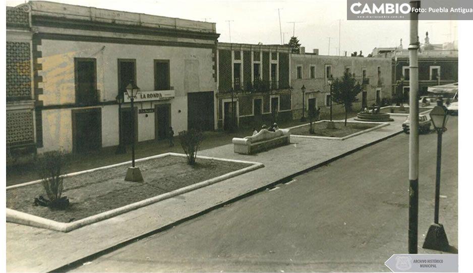 FOTOS: Así lucía la Plazuela de Los Sapos en 1960