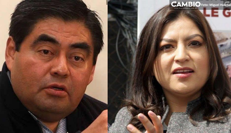Barbosa advierte a Claudia: usar acciones para conseguir votos es un delito